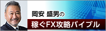 岡安盛男の稼ぐFX攻略バイブル